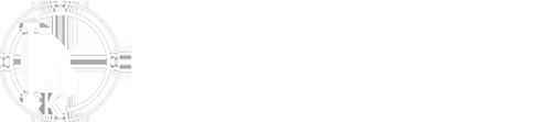 Rakennusinsinöörikilta valkoinen logo